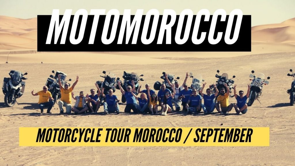 Motorcycle Tour Morocco September
